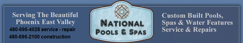 Custom Built Pools Spas and Water Features